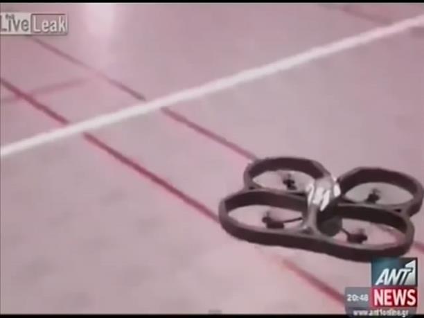 Κίνησαν ελικόπτερο με την σκέψη