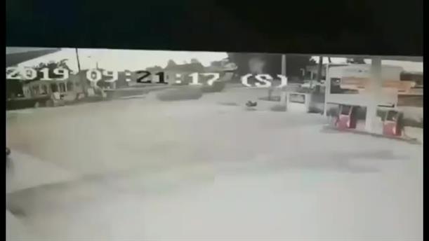 Σύγκρουση τρακτέρ με ποδήλατο στα Τρίκαλα