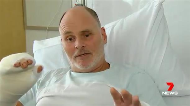 Αυστραλία: Δασοφύλακας επέζησε από επίθεση κροκόδειλου