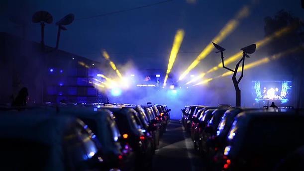 Ντίσκο μέσα σε...αυτοκίνητα
