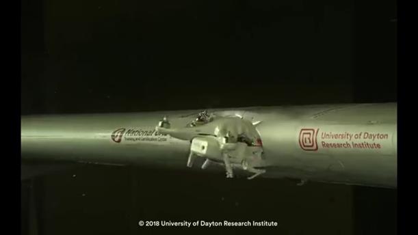 Πόση ζημιά μπορεί να προκαλέσει ένα μικρό drone σε ένα αεροπλάνο;