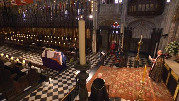 Κηδεία Πρίγκιπα Φίλιππου: Τα καλύτερα στιγμιότυπα