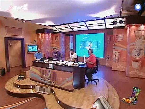 Ράδιο Αρβύλα 29-10-2009
