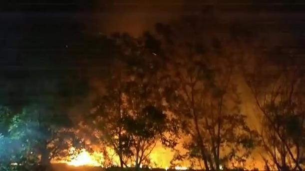 Φωτιά σε ψυχιατρική κλινική στην Οδησσό