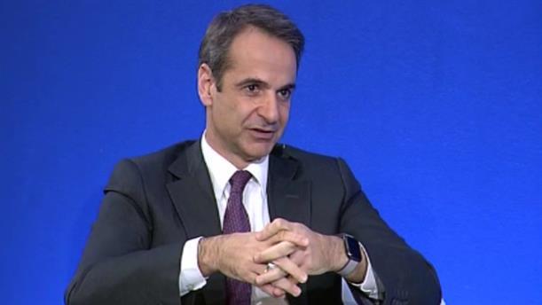 Ο Κυριάκος Μητσοτάκης στο «30ό Greek Economic Summit» του Ελληνοαμερικανικού Εμπορικού Επιμελητηρίου
