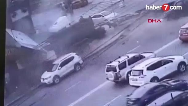Τρομακτικό ατύχημα με φορτηγό στη Ρωσία