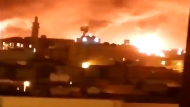 Οι Χούτι ανέλαβαν την ευθύνη για τις επιθέσεις με μη επανδρωμένα αεροσκάφη σε πετρελαϊκές εγκαταστάσεις της Aramco