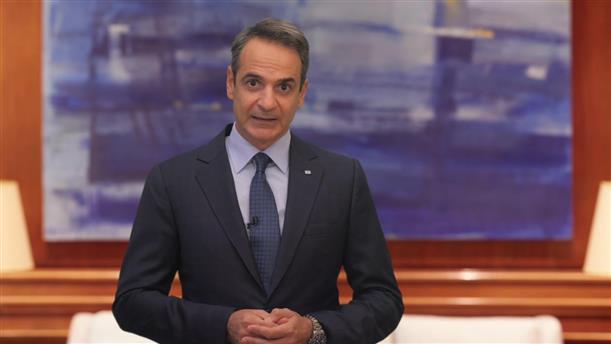 Χαιρετισμός Μητσοτάκη στην Κοινοβουλευτική Συνέλευση του ΝΑΤΟ