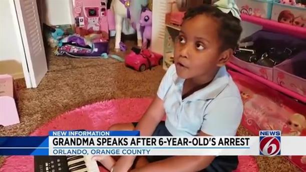 Συνέλαβαν 6χρονη μαθήτρια σε σχολείο της Φλόριντα