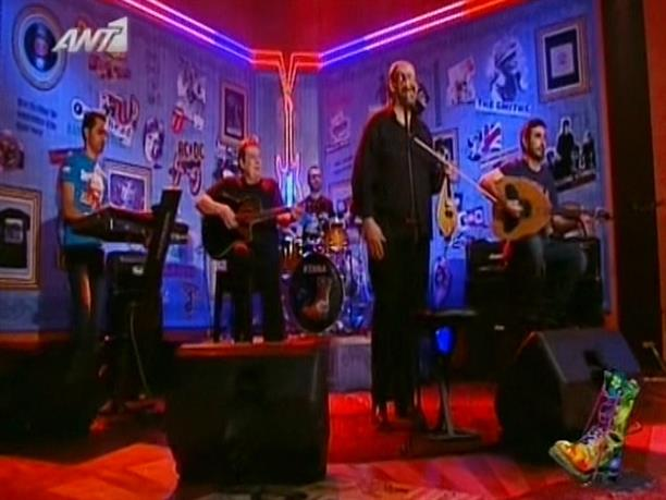 Ράδιο Αρβύλα –  Νίκος Ζωιδάκης - 22/05/2012