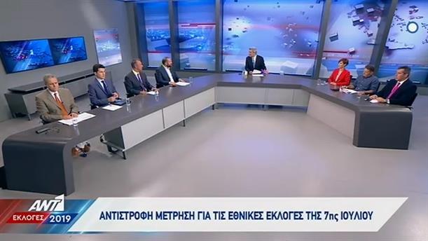 ΕΚΛΟΓΕΣ 2019 - 25/06/2019
