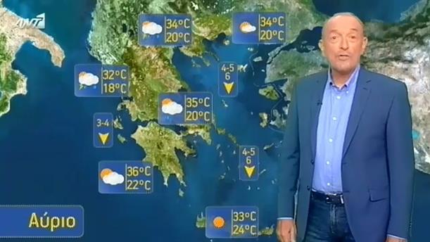 ΔΕΛΤΙΟ ΚΑΙΡΟΥ ΓΙΑ ΑΓΡΟΤΕΣ – 25/07/2016