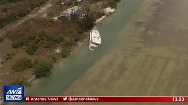 Μετρούν νεκρούς και καταστροφές οι Μπαχάμες