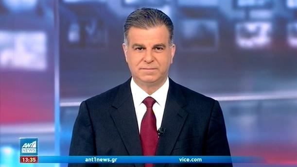 ANT1 NEWS 14-03-2021 ΣΤΙΣ 13:00