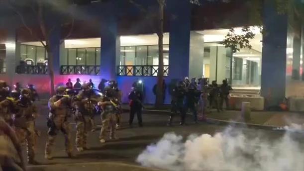 Επεισόδια στο Πορτλαντ σε διαδηλώσεις κατά της αστυνομικής βίας