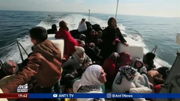 """""""Αλωνίζουν"""" στο Αιγαίο οι Τούρκοι διακινητές μεταναστών"""