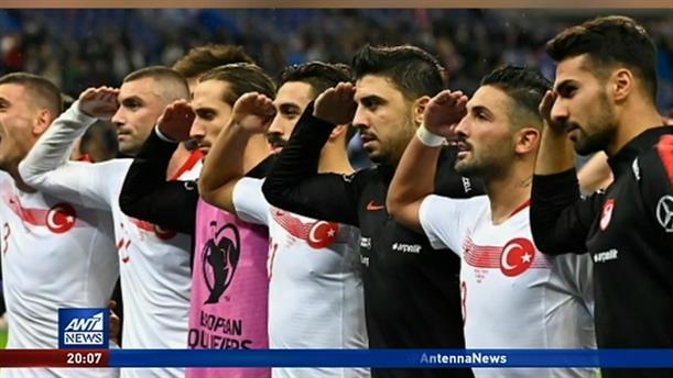 Επίθεση κατά της UEFA εξαπέλυσε ο Ταγίπ Ερντογάν