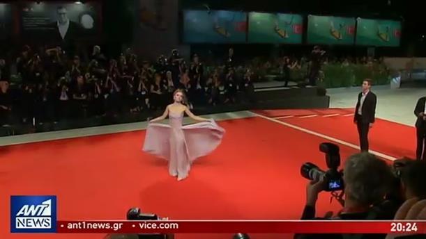 Φεστιβάλ Κινηματογράφου Βενετίας: Πλήθος αστέρων στο κόκκινο χαλί