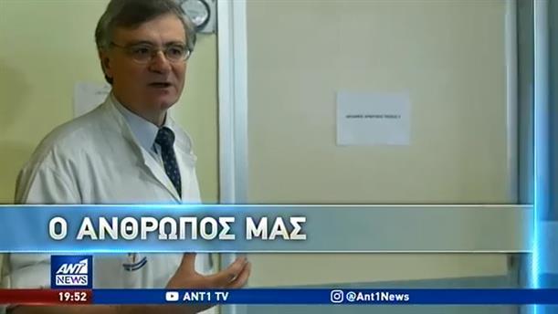 Σωτήρης Τσιόδρας: Ο άνθρωπος που εμπιστεύονται όλοι οι Έλληνες