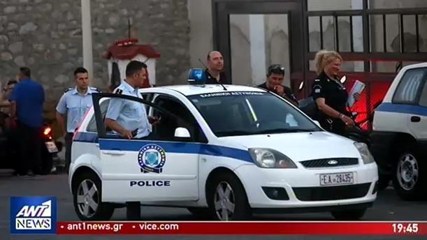 Κρατούμενοι βιντεοσκοπούν έφοδο αστυνομικών στις φυλακές Κορυδαλλού