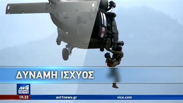 """""""Τιτανομαχία"""" Ελλήνων και Αμερικανών στο Λιτόχωρο"""