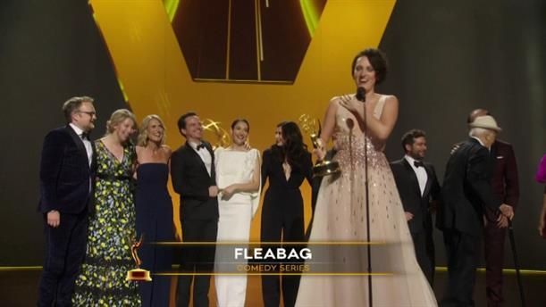 """Η βρετανική σειρά """"Fleabag"""" στους νικητές των φετινών βραβείων Emmy"""