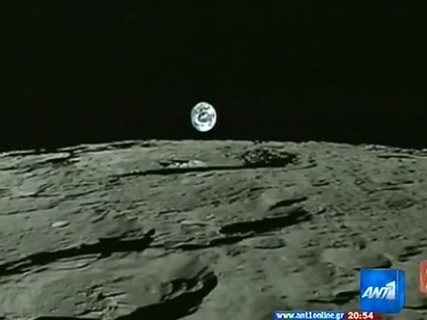 Συρρικνώνεται η Σελήνη