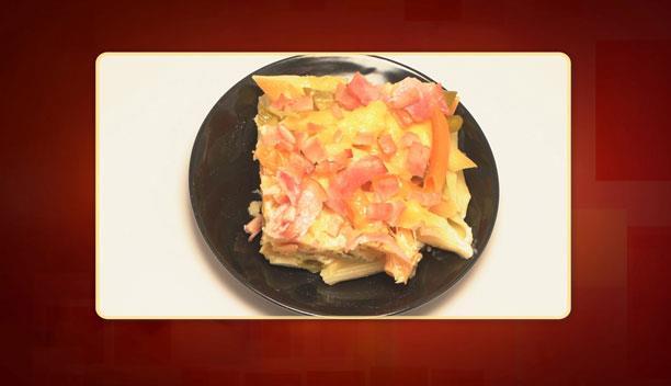 Σουφλέ αλλαντικών της Δήμητρας - Κυρίως πιάτο - Επεισόδιο 64