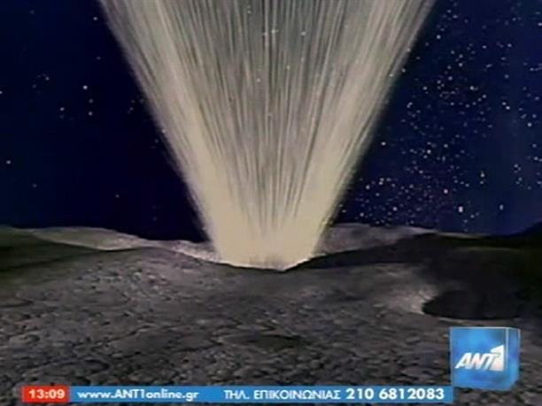 Βρέθηκε νερό στο Φεγγάρι
