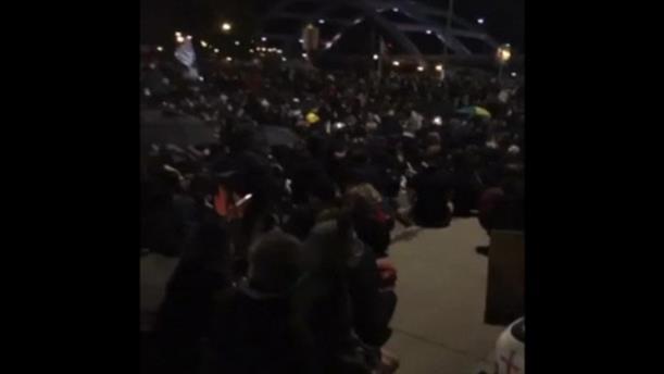 ΗΠΑ: Διαδηλώσεις για τον θάνατο Αφροαμερικανού