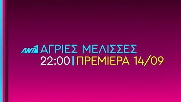 ΑΓΡΙΕΣ ΜΕΛΙΣΣΕΣ - ΠΡΕΜΙΕΡΑ