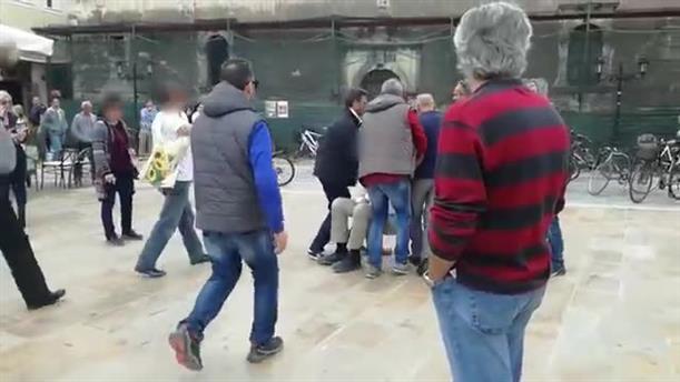 ΕΔΕ για τη συμπεριφορά αστυνομικών σε πολίτες στη Λευκάδα