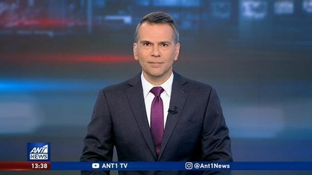 ANT1 NEWS 13-03-2020 ΣΤΙΣ 13:00
