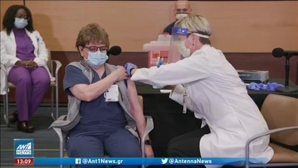 """Κορονοϊός – εμβόλιο: ξεκινάει η ενημέρωση για την """"Επιχείρηση Ελευθερία"""""""