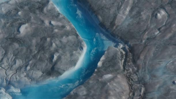 Έλιωσαν 10 τόνοι πάγου σε μια μέρα