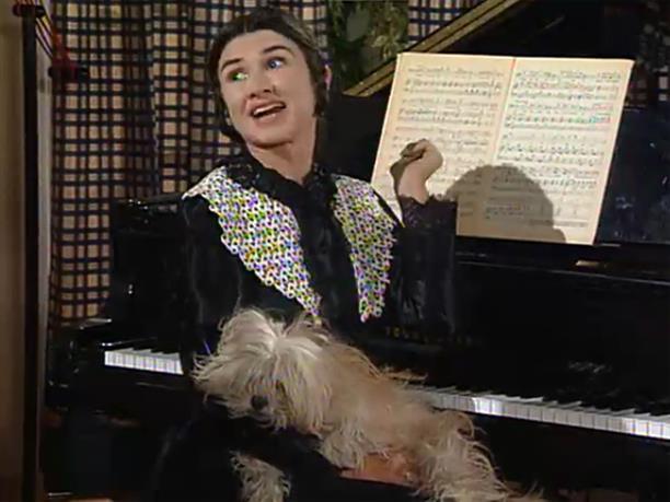 Οι μεν και οι δεν (επεισ:54 - Μαθήματα πιάνου)