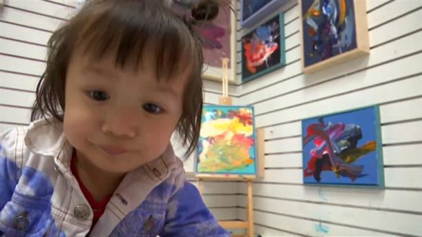 Οι πίνακες μωρού που πωλήθηκαν «χρυσάφι»