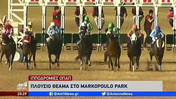 Θέαμα και συγκινήσεις κάθε Κυριακή στο Markopoulo Park