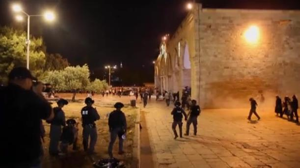 Ισραήλ - Παλαιστίνη: Επεισόδια με τραυματίες