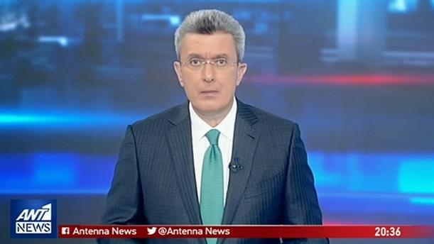 ANT1 NEWS 23-01-2019 ΣΤΙΣ 19:30