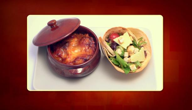 Ποικιλία κρεάτων στο πήλινο με πιπεριές και τυρί της Ελένης - Κυρίως πιάτο - Επεισόδιο 32