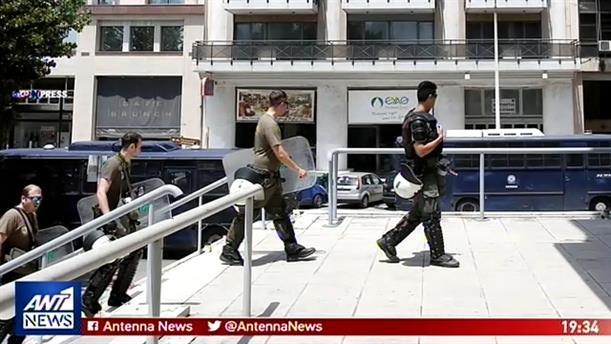 Την γιάφκα των ληστών στο ΑΧΕΠΑ αναζητούν οι αστυνομικοί