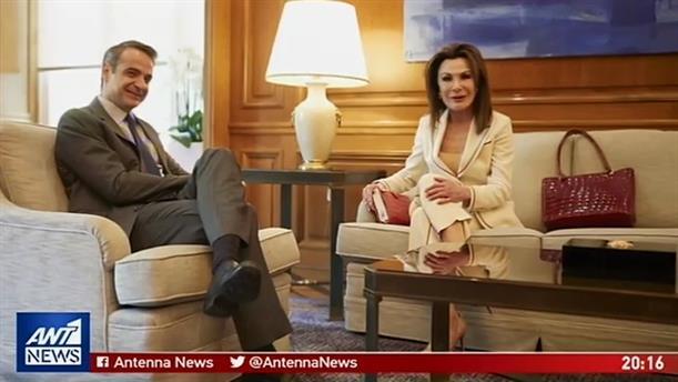 """Η Γιάννα Αγγελοπούλου ορίστηκε Πρόεδρος της Επιτροπής """"Ελλάδα 2021"""""""