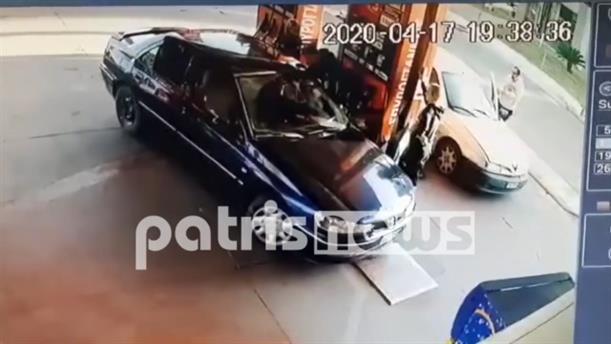 Πύργος: Έβαλε βενζίνη και έφυγε χωρίς να πληρώσει