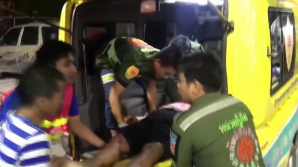 Φονική επίθεση με όπλα στην Ταϊλάνδη