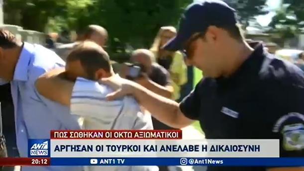 """Αποκαλύψεις Αποστολάκη: Έψαχνα τον Ακάρ για να παραδώσω τους """"8"""" και δεν τον έβρισκα"""