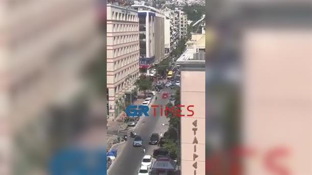 Διάρρηξη σε αυτοκίνητο αντιδημάρχου στη Θεσσαλονίκη