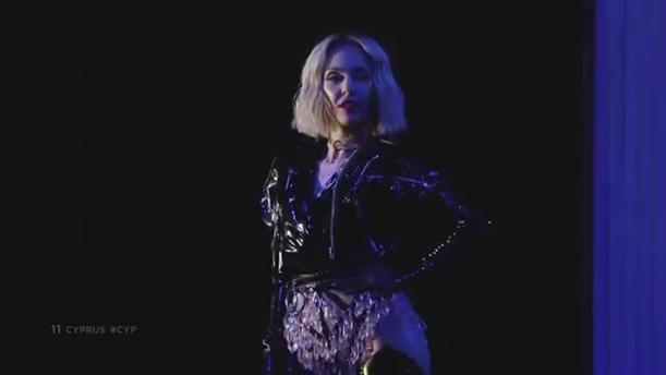 Eurovision: η εμφάνιση της Τάμτα στον τελικό