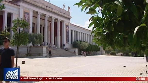 Αυτοψία του ΑΝΤ1: κλειστά πωλητήρια σε αρχαιολογικούς χώρους και Μουσεία που «βουλιάζουν» από τουρίστες