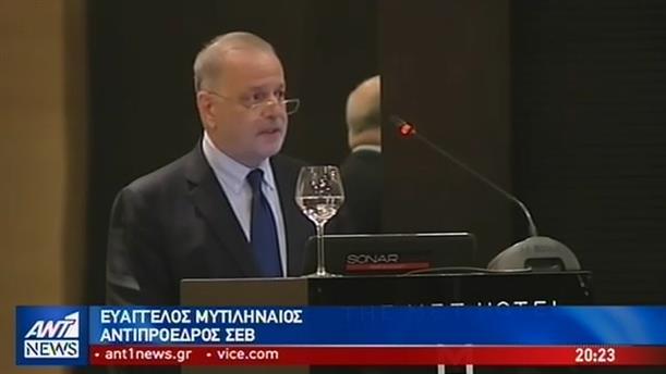 Το μήνυμα του αντιπροέδρου του ΣΕΒ για την ελληνική οικονομία